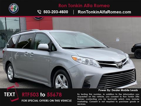 2018 Toyota Sienna for sale in Portland, OR