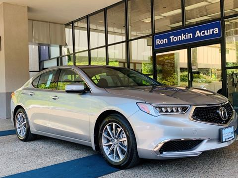 2020 Acura TLX for sale in Portland, OR