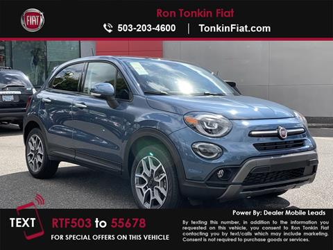 2019 FIAT 500X for sale in Portland, OR