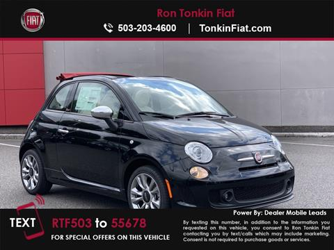 2019 FIAT 500c for sale in Portland, OR