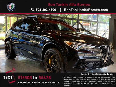 2019 Alfa Romeo Stelvio Quadrifoglio for sale in Portland, OR