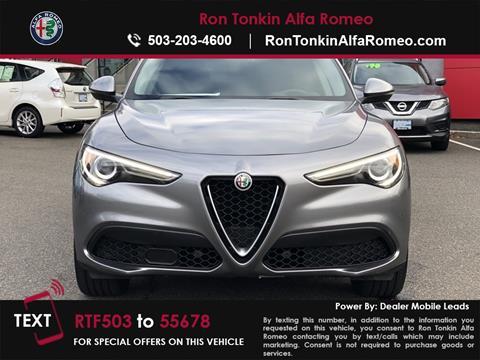 2018 Alfa Romeo Stelvio for sale in Portland, OR