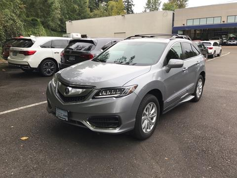 2018 Acura RDX for sale in Portland, OR