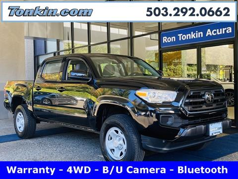 2018 Toyota Tacoma for sale in Portland, OR