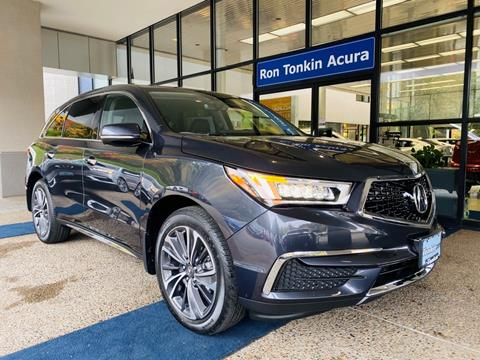 2020 Acura MDX for sale in Portland, OR