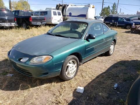 2000 Ford Escort for sale in Cheyenne, WY