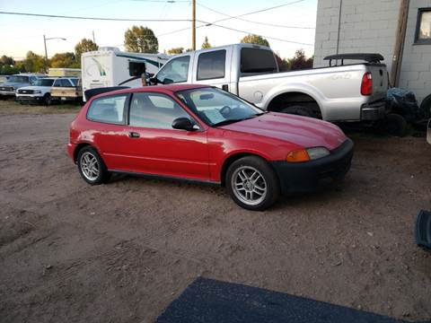 1992 Honda Civic for sale in Cheyenne, WY