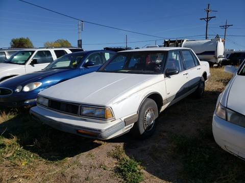 1990 Oldsmobile Eighty-Eight Royale for sale in Cheyenne, WY