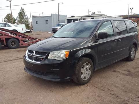 2011 Dodge Grand Caravan for sale at DK Super Cars in Cheyenne WY