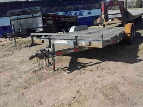 2010 pj car trailer for sale at DK Super Cars in Cheyenne WY