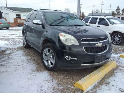 2010 Chevrolet Equinox LTZ for sale at DK Super Cars in Cheyenne WY