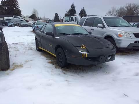 1996 Pontiac Sunfire SE for sale at DK Super Cars in Cheyenne WY