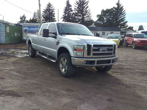 2010 Ford F-250 Super Duty for sale at DK Super Cars in Cheyenne WY