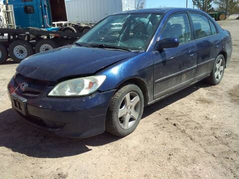 2005 Honda Civic for sale at DK Super Cars in Cheyenne WY