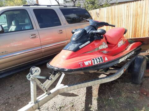 1999 Sea-Doo bombardier for sale at DK Super Cars in Cheyenne WY
