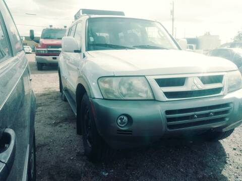 2003 Mitsubishi Montero for sale at DK Super Cars in Cheyenne WY