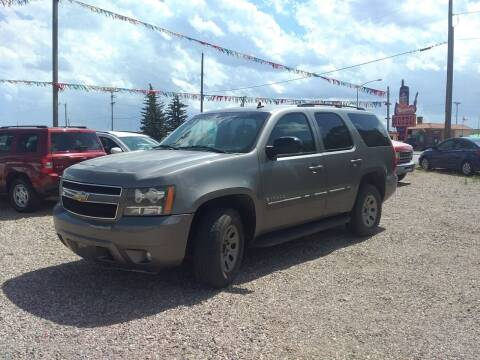 2008 Chevrolet Tahoe for sale at DK Super Cars in Cheyenne WY