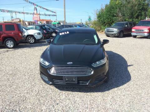 2016 Ford Fusion for sale at DK Super Cars in Cheyenne WY