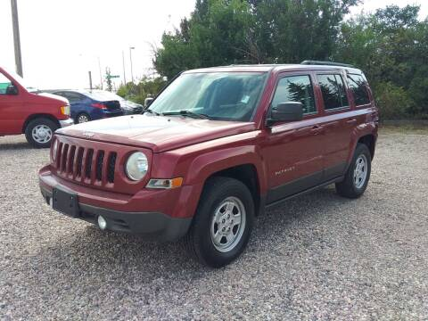 2016 Jeep Patriot for sale at DK Super Cars in Cheyenne WY