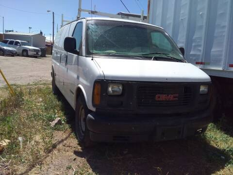 1996 GMC Savana Cargo for sale at DK Super Cars in Cheyenne WY