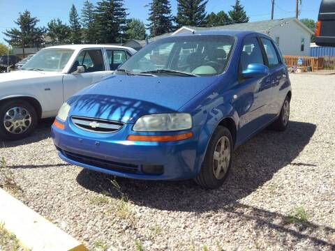2005 Chevrolet Aveo for sale at DK Super Cars in Cheyenne WY