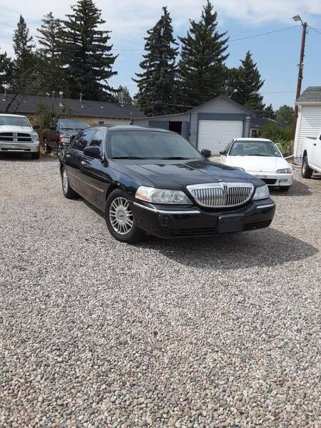 2011 Lincoln Town Car for sale at DK Super Cars in Cheyenne WY