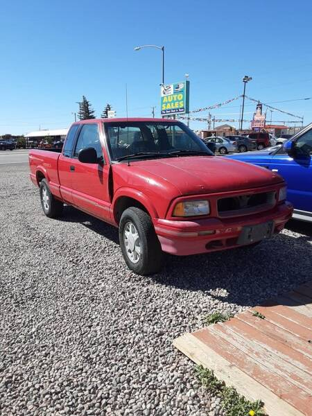 1994 GMC Sonoma for sale at DK Super Cars in Cheyenne WY