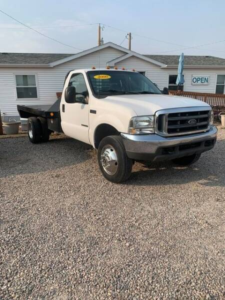 2000 Ford F-550 Super Duty for sale at DK Super Cars in Cheyenne WY