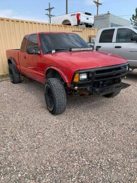 1996 Chevrolet S-10 for sale at DK Super Cars in Cheyenne WY