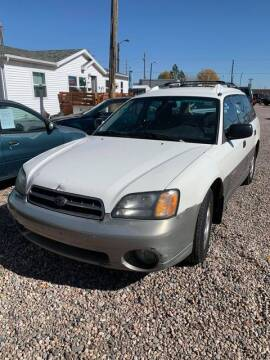 2000 Subaru Outback for sale at DK Super Cars in Cheyenne WY