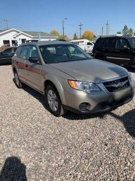 2008 Subaru Outback for sale at DK Super Cars in Cheyenne WY