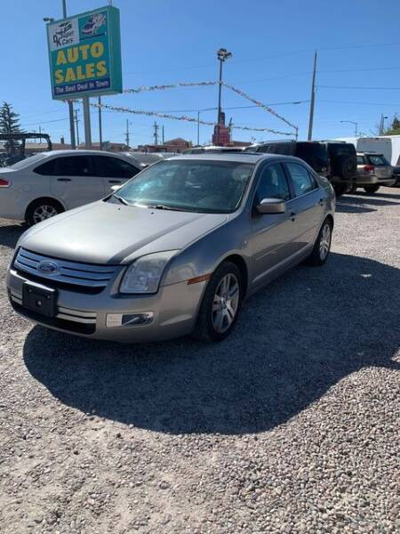2008 Ford Fusion for sale at DK Super Cars in Cheyenne WY