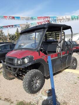 2016 Kawasaki Mule for sale at DK Super Cars in Cheyenne WY