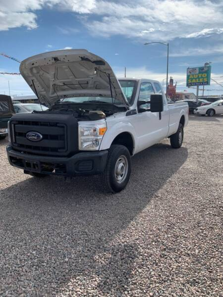 2015 Ford F-250 Super Duty for sale at DK Super Cars in Cheyenne WY