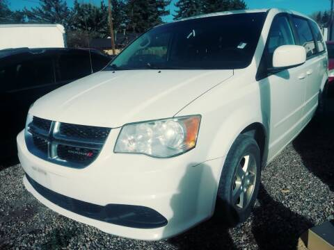 2013 Dodge Grand Caravan for sale at DK Super Cars in Cheyenne WY