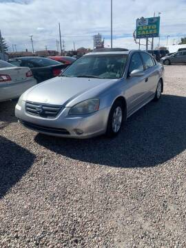 2002 Nissan Altima for sale at DK Super Cars in Cheyenne WY