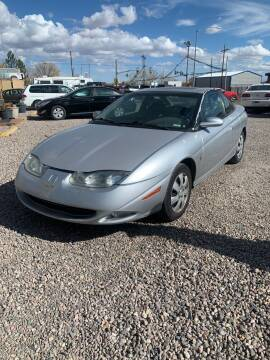 2002 Saturn S-Series for sale at DK Super Cars in Cheyenne WY