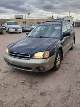 2001 Subaru Outback for sale at DK Super Cars in Cheyenne WY