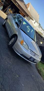 2002 Honda Civic for sale in Hasbrouck Heights, NJ