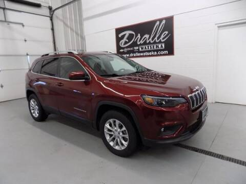 2019 Jeep Cherokee Latitude for sale at Dralles Chevrolet Buick GMC Cadillac in Watseka IL