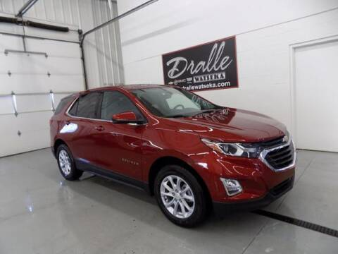 2020 Chevrolet Equinox LT for sale at Dralles Chevrolet Buick GMC Cadillac in Watseka IL
