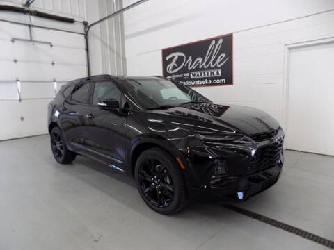 2020 Chevrolet Blazer RS for sale at Dralles Chevrolet Buick GMC Cadillac in Watseka IL