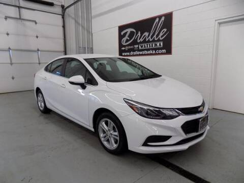 2017 Chevrolet Cruze LT Auto for sale at Dralles Chevrolet Buick GMC Cadillac in Watseka IL