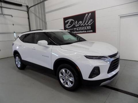 2020 Chevrolet Blazer LT Cloth for sale at Dralles Chevrolet Buick GMC Cadillac in Watseka IL