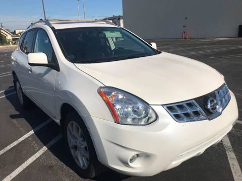 2012 Nissan Rogue for sale at HL AUTO GROUP in Monterey Park CA