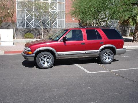 2000 Chevrolet Blazer for sale in Mesa, AZ