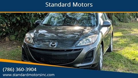 2011 Mazda MAZDA3 for sale in Miami, FL