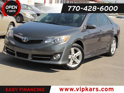2013 Toyota Camry For Sale >> 2013 Toyota Camry For Sale In Marietta Ga