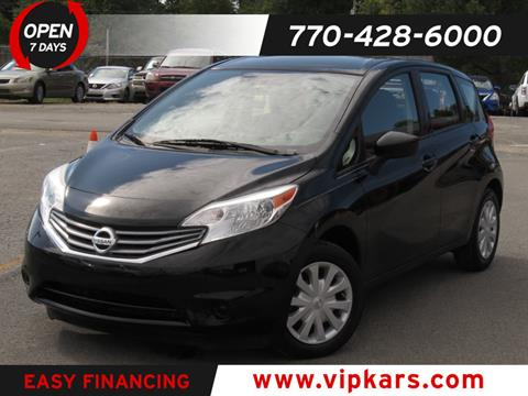 2015 Nissan Versa Note for sale in Marietta, GA