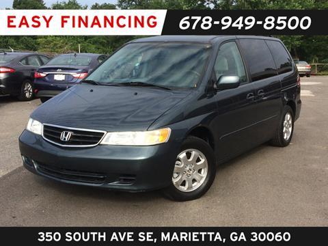 2003 Honda Odyssey for sale in Marietta, GA